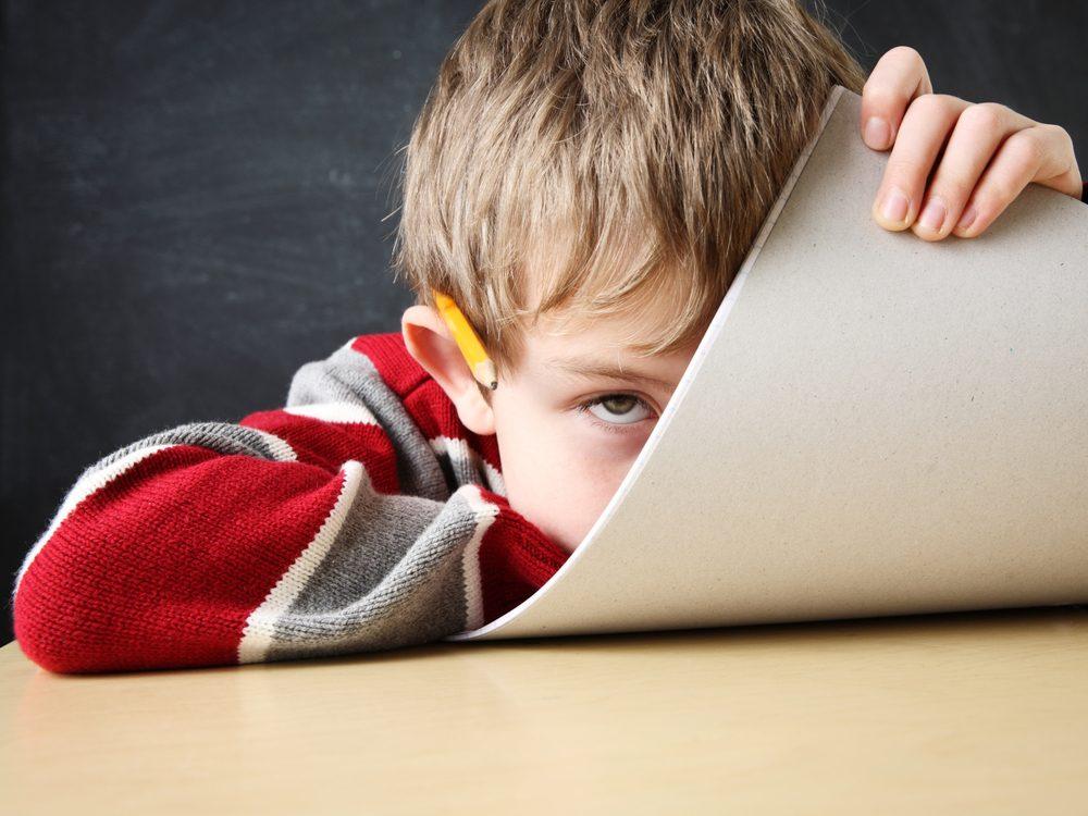 Adult ADHD always begins as childhood ADHD