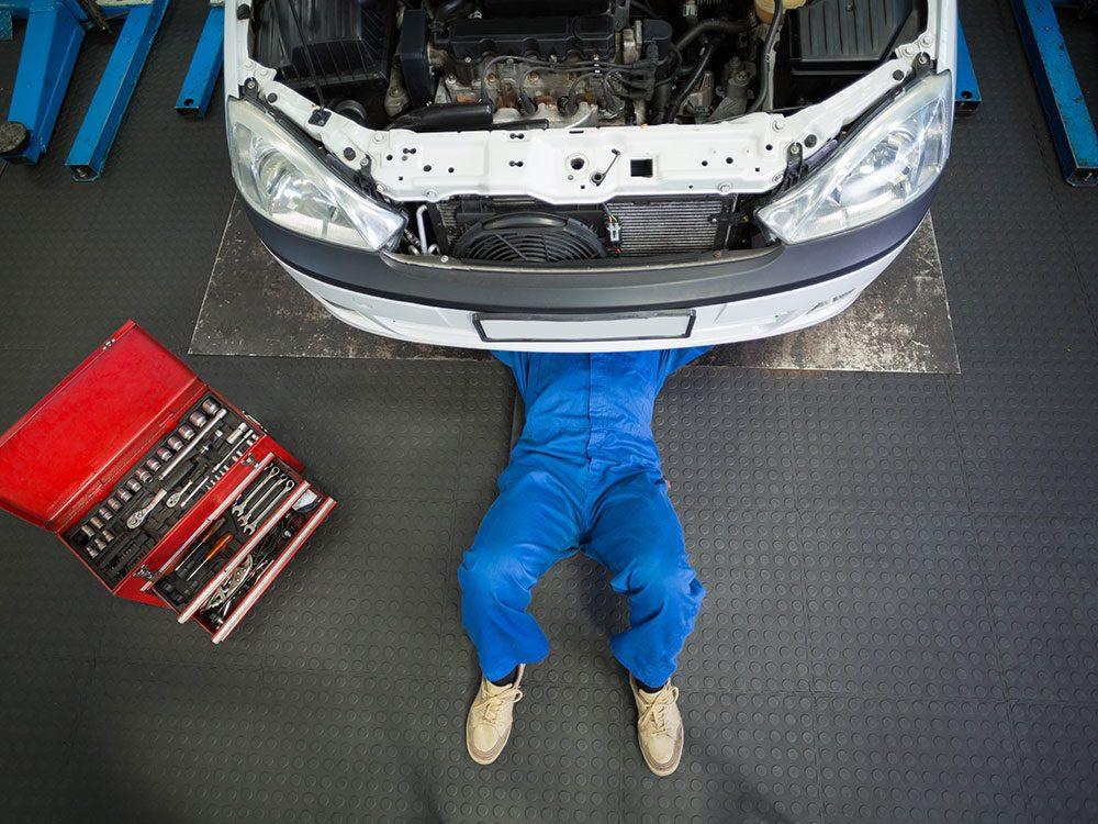 Beware this mechanic trick