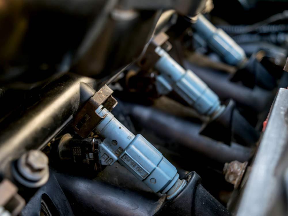 Car injectors