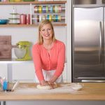 Anna Olson's Blueberry Lattice Top Pie