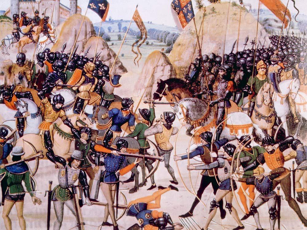 Hundred years' war