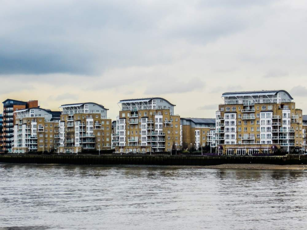 Isle of Dogs, London