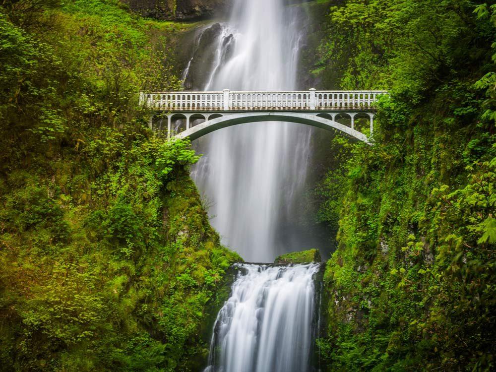 Multnomah Falls, United States