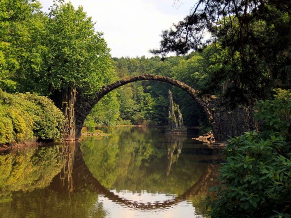 Rakotz Bridge, Germany