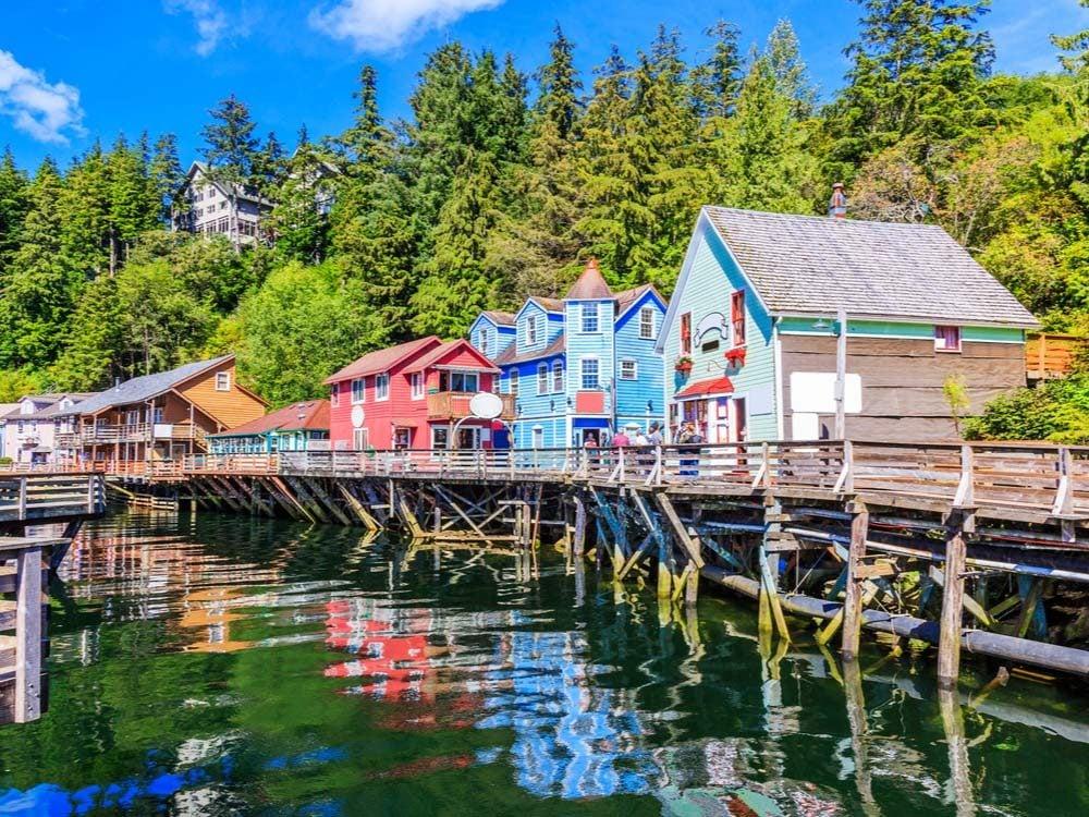 Village in Alaska