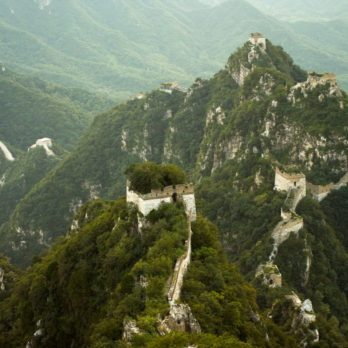 What It's Really Like to Restore the Great Wall of China (Hint: It's a Pretty Dangerous Job!)