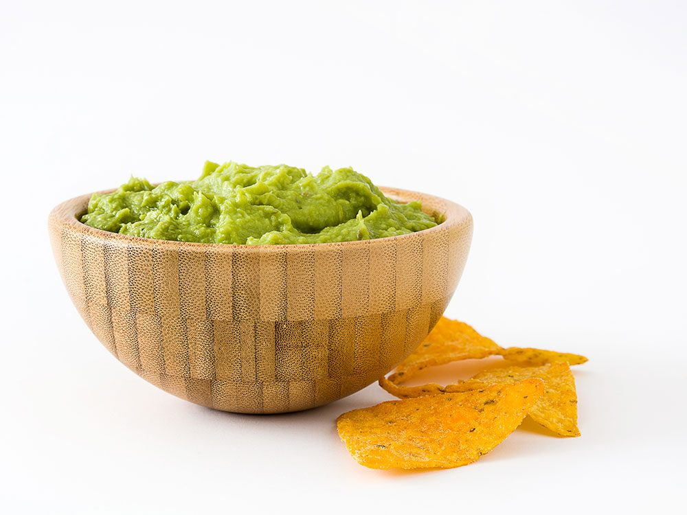 The problem with Guacamole