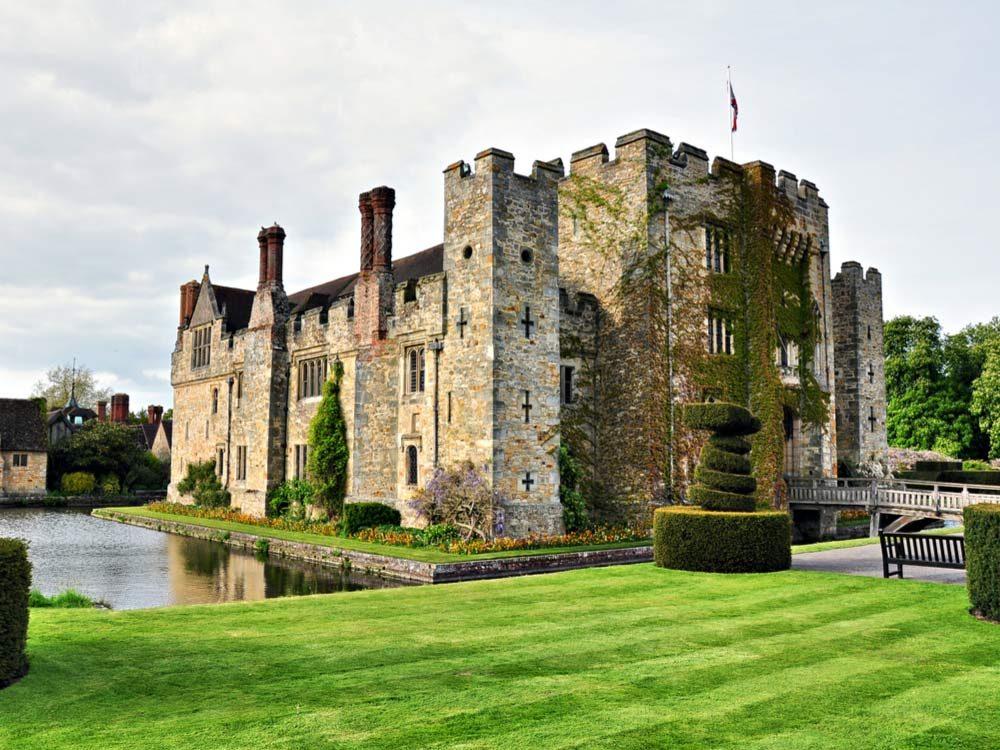 Anne Boleyn's castle
