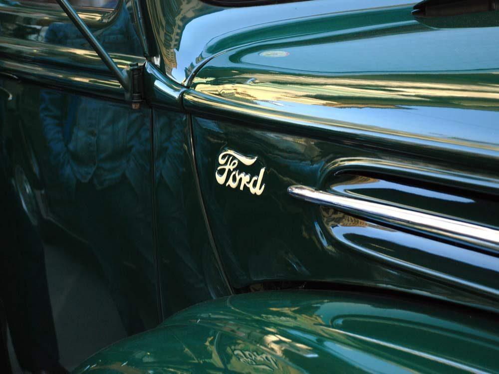 Ford insignia