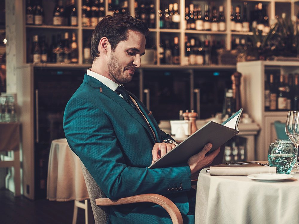 Laughs at Work: Funny restaurant reviews