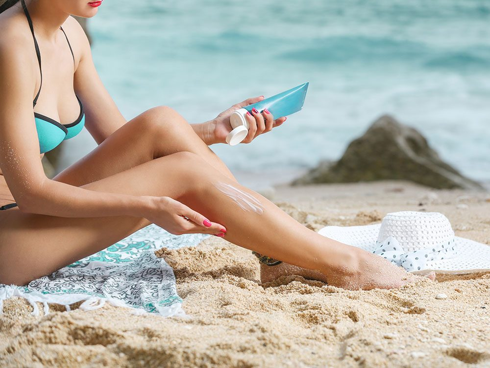 Mineral sunscreen benefits