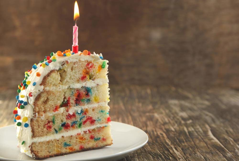 The Fascinating And Totally True Origin Of Birthday Cake