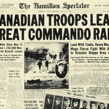 The Battle of Dieppe: 75 Years Later