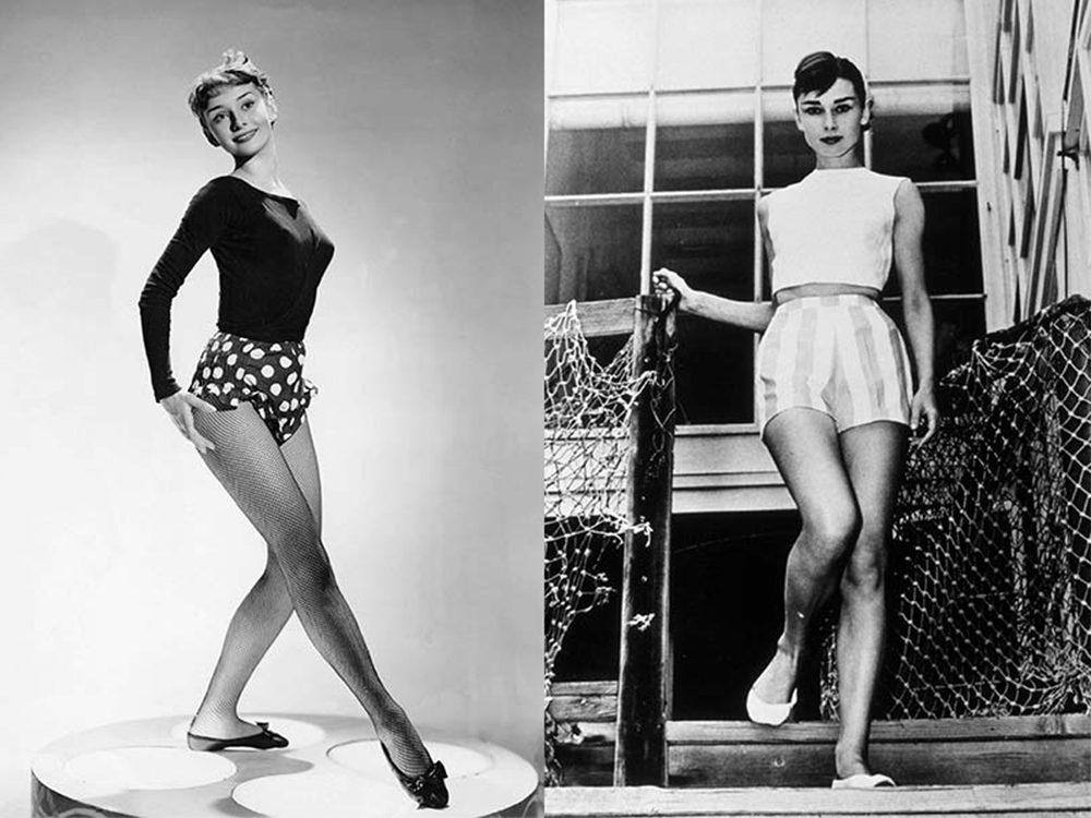 Iconic actress Audrey Hepburn