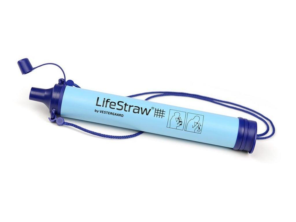 Best Travel Accessories: LifeStraw