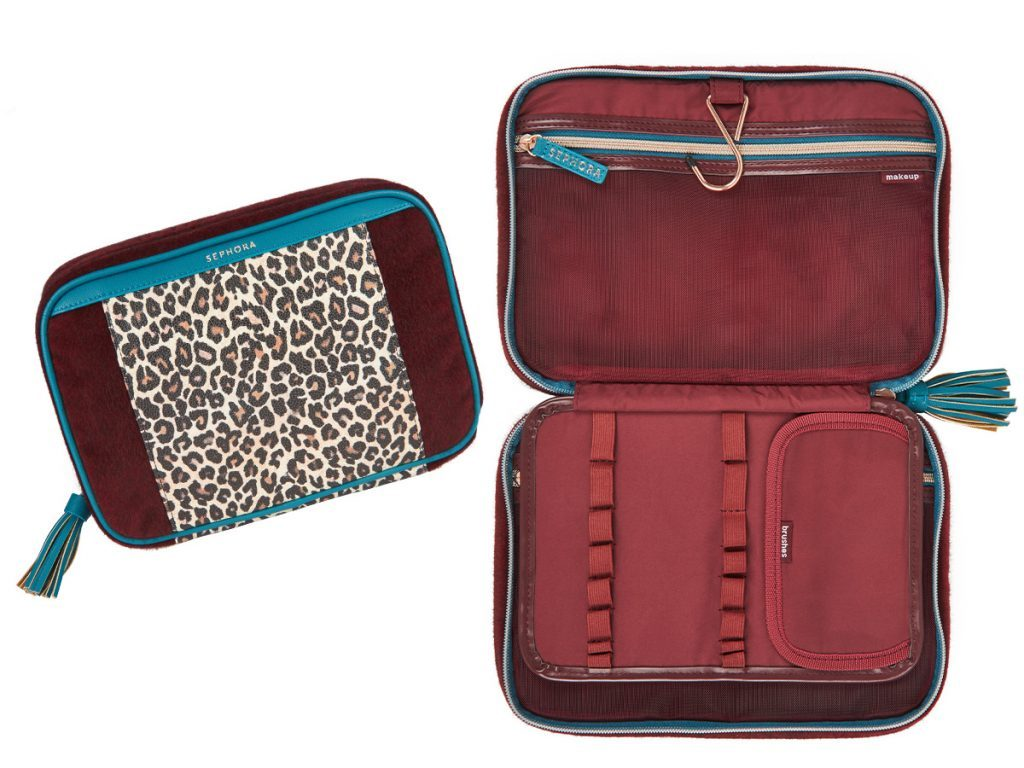 Best Travel Accessories: Sephora toiletry bag