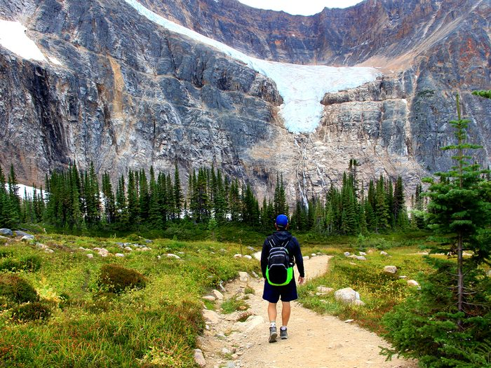 Canadian Rockies Quiz - Mount Edith Cavell