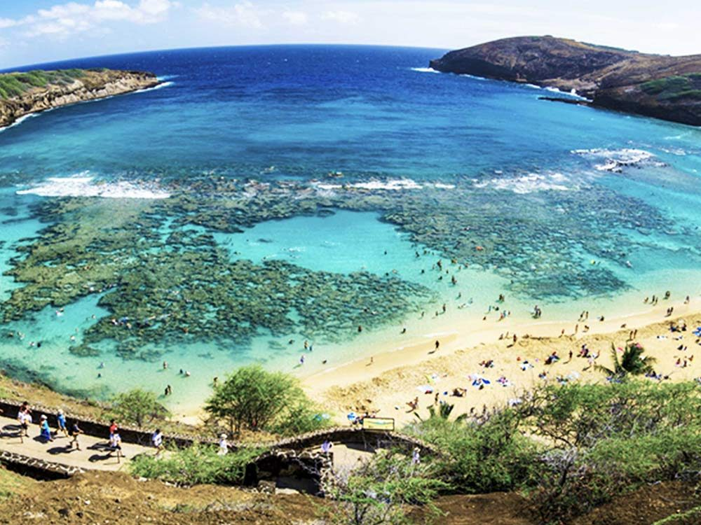 Hanauma Bay—Honolulu, Hawaii
