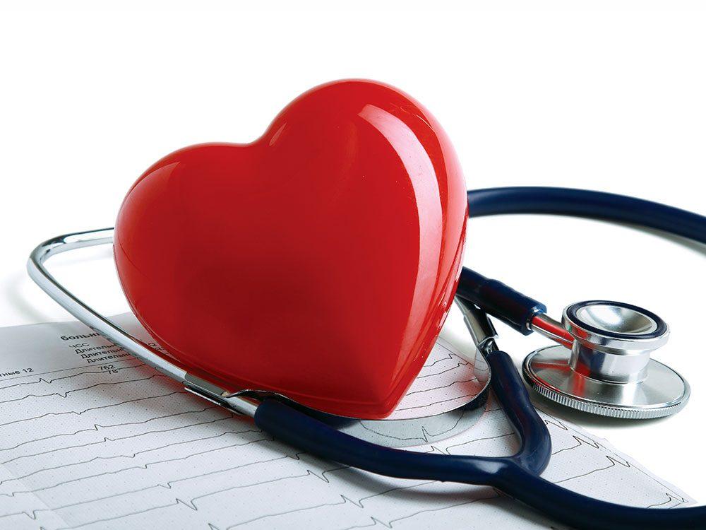 Diabetes symptoms include heart attack