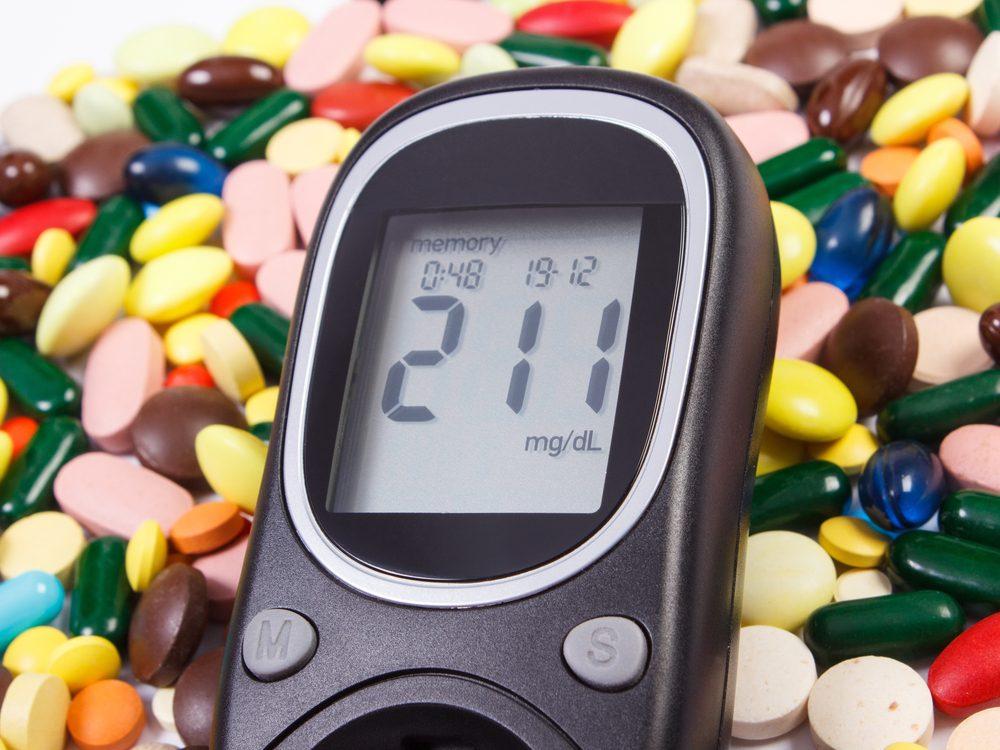 Monitoring glucose levels