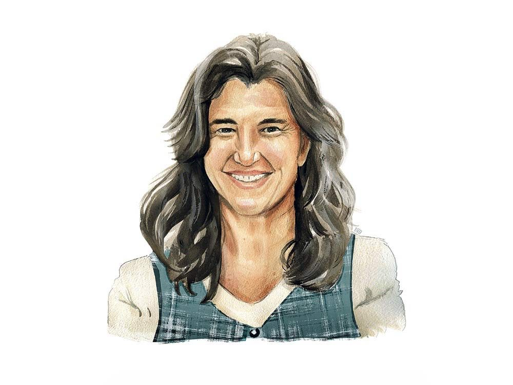 Dianne Whelan illustration
