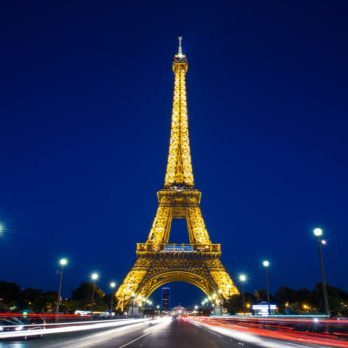 You'll Never Believe Exactly How Much It Costs to Light the Eiffel Tower Every Day