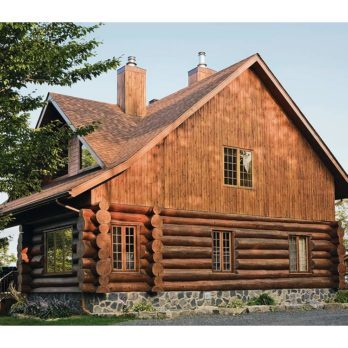 The Intriguing History of Quebec's Log Homes