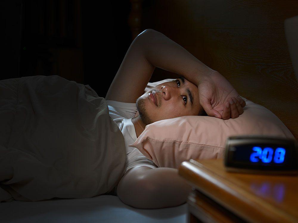 Move more to improve sleep