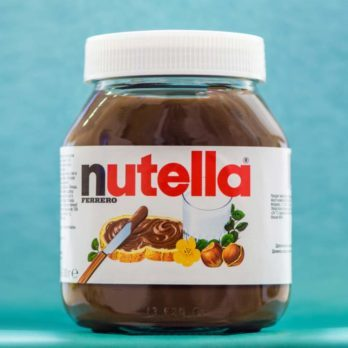 Once You See What Nutella is Made Up Of, You'll Never Want to Eat It Again