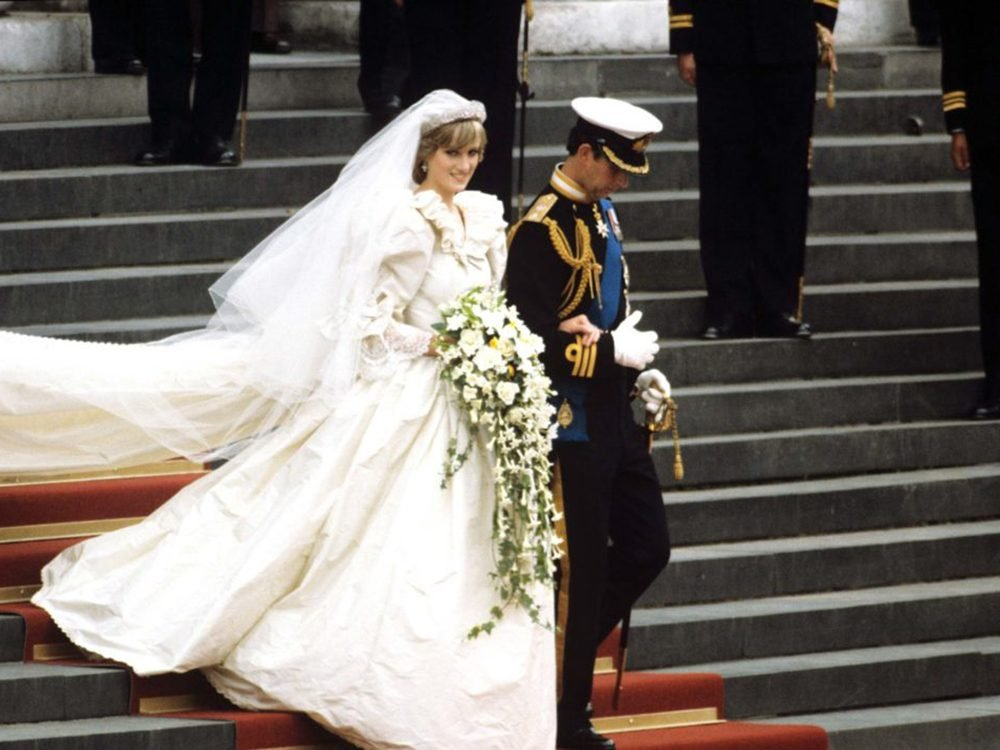 Wedding of Diana and Charles