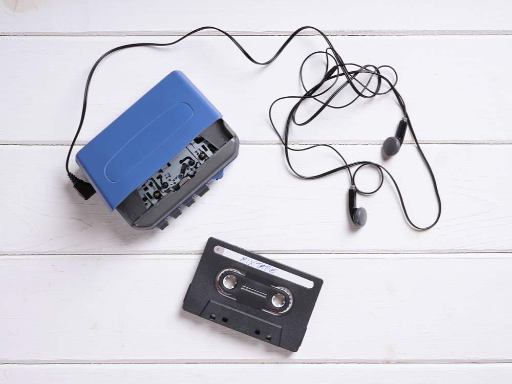 sony-walkman-with-earphones