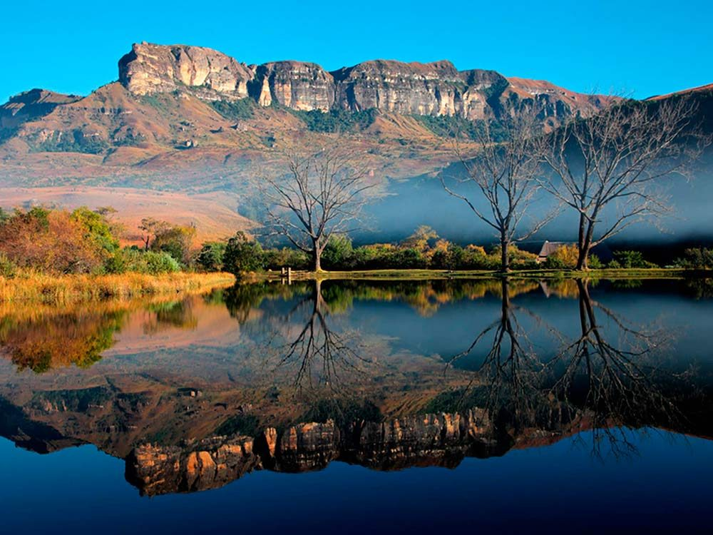 South African landscape