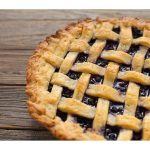 Ultimate Wild Blueberry Pie