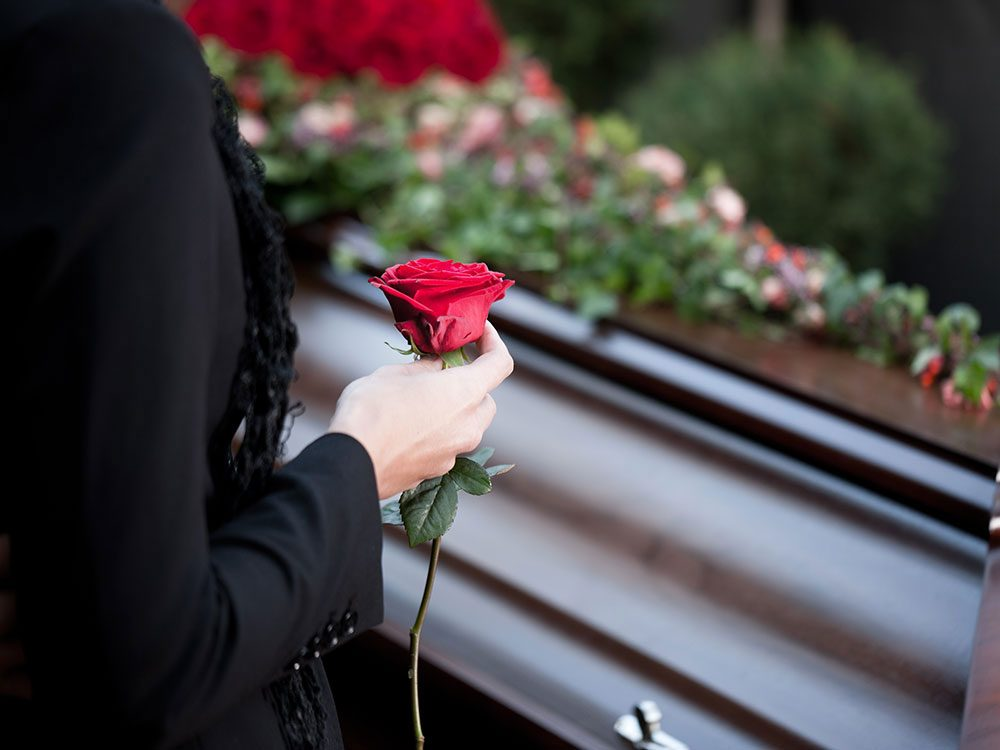 What will people say at your funeral?