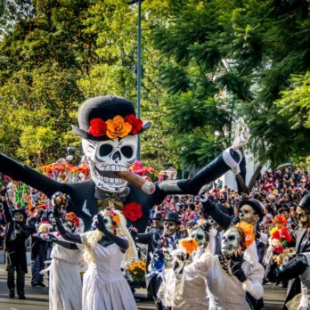 10 Gorgeous Photos of the Day of the Dead Celebrations