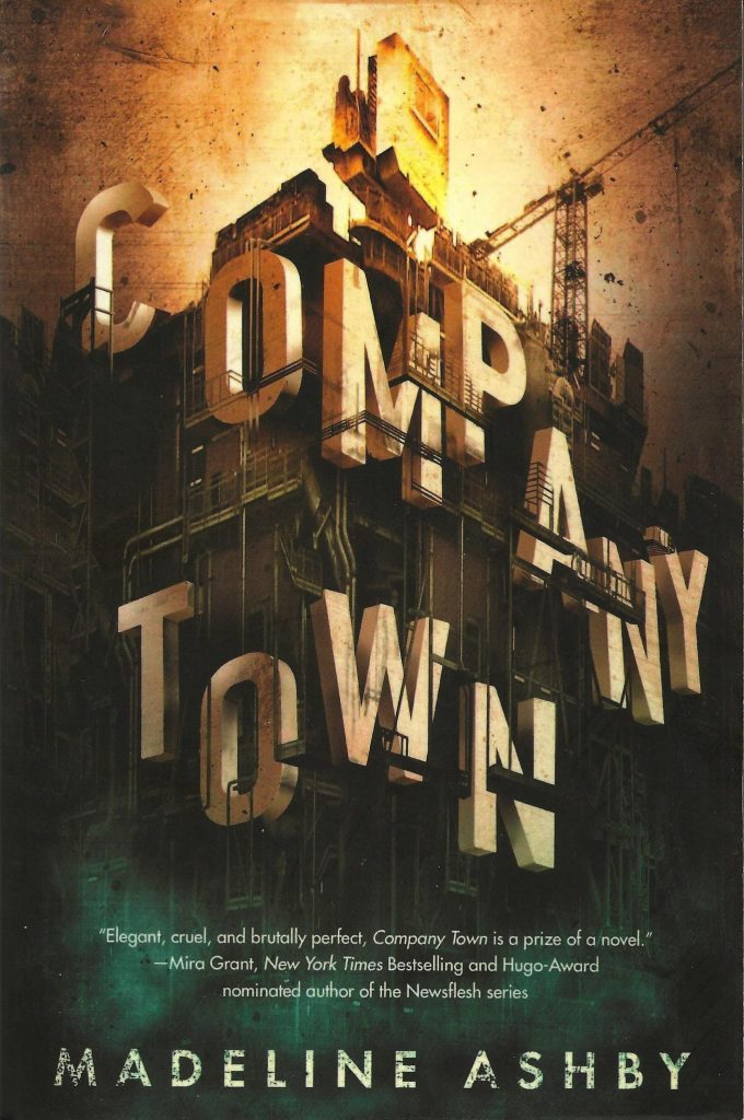 Company Town book cover