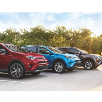 5 Reasons to Take the RAV4 on Your Next Canadian Adventure