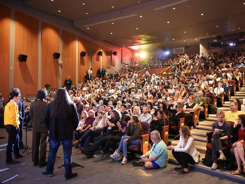 Best Canadian film festivals