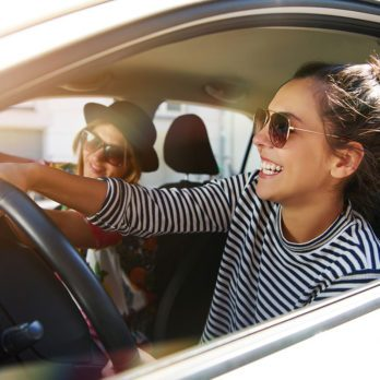 5 Reasons to Consider Car Sharing