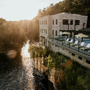 Day trips from Toronto - Elora Ontario
