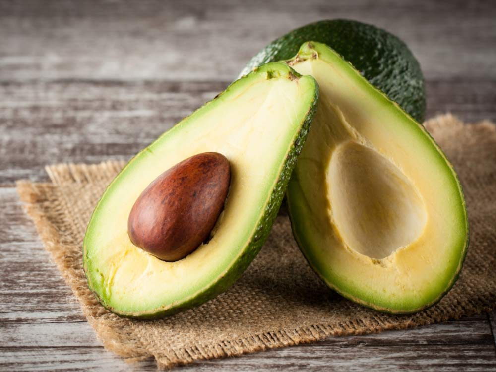 Avocado and avocado seeds