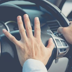 How to handle road rage