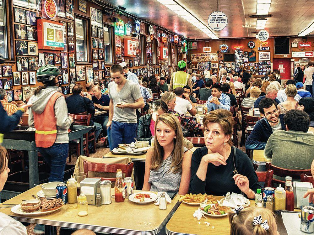 Katz's Delicatessen, New York City
