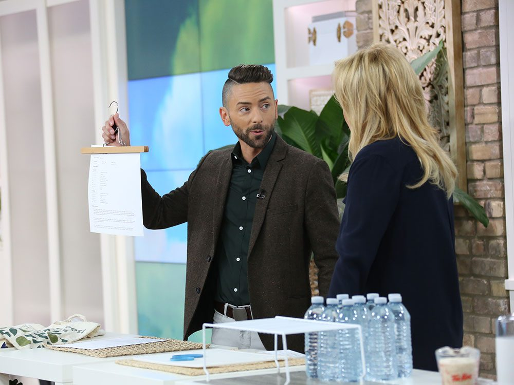 Brett Walther on CTV's The Marilyn Denis Show