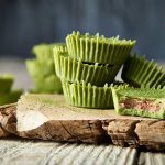 Matcha Almond Butter Cups