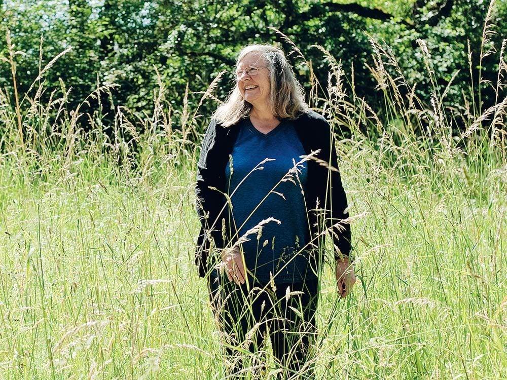 Ethnobotanist and historian Nancy Turner
