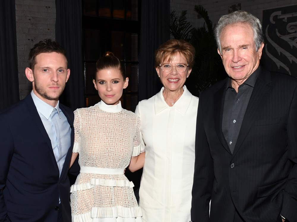 Jamie Bell, Kate Mara, Annette Bening and Warren Beatty
