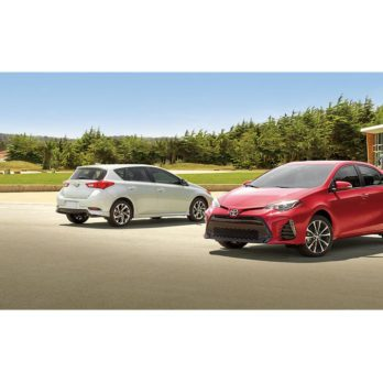 4 Reasons Why the Toyota Corolla Makes for a Great Ride
