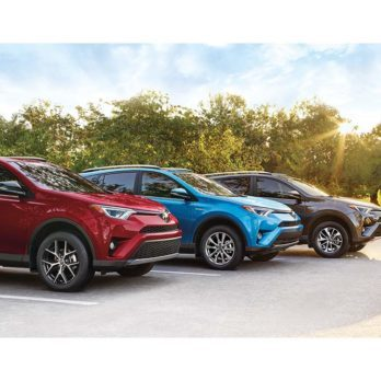 4 Innovative Safety Features of the Toyota RAV4