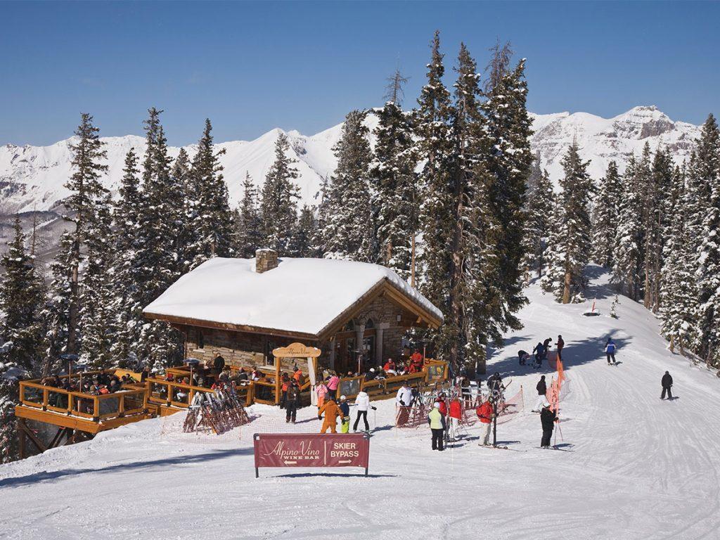Alpino Vino, Telluride Ski Resort